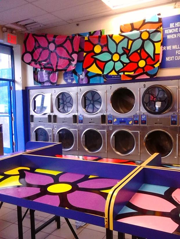 Gain Laundromat