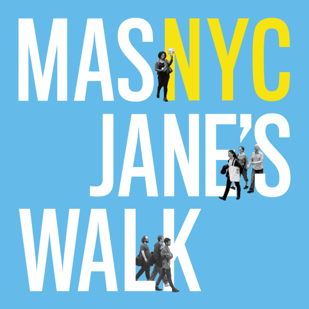 Jane's Walk Logo