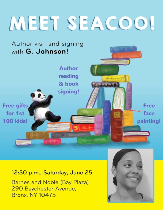Barnes & Noble Bay Plaza - Saturday, June 25