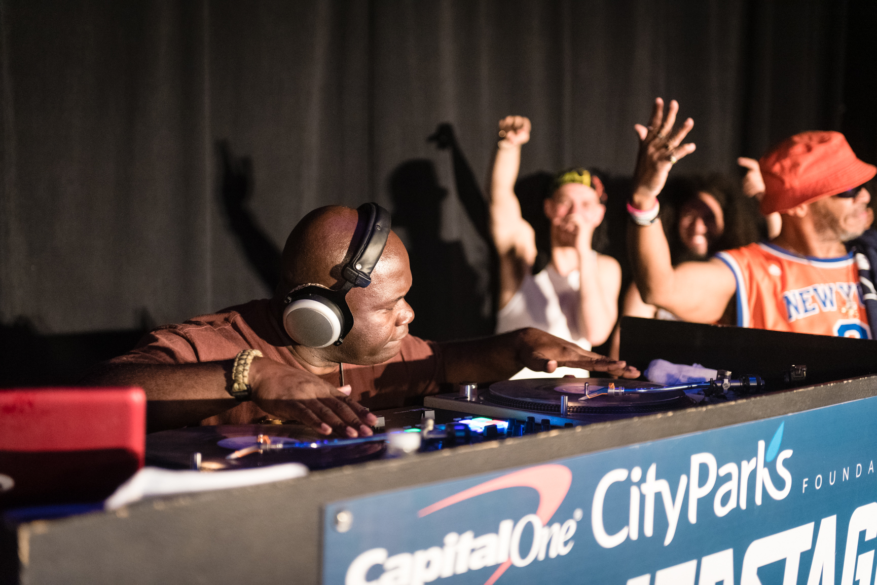 NYC SummerStage - Grand Wizard Theodore - Soundview Park - NYC -